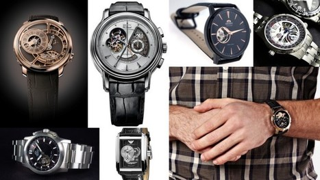 Perfect Men's Watches Deals Online: Traditional Design To Modern One Also Is Available Here | Mens Watches UK | Scoop.it