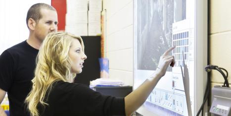 Le tableau numérique interactif au service de la communauté d'apprentissage | L'e-école | Scoop.it