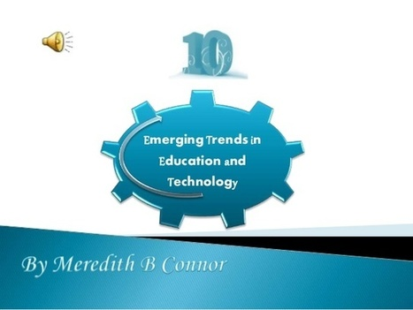10 emerging trends in education and technology for 2016 | Media education | Scoop.it