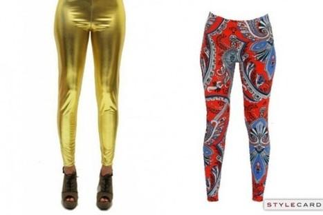 Trends: Get Yo' Disco Pants On!   StyleCard Fashion Portal   StyleCard Fashion   Scoop.it