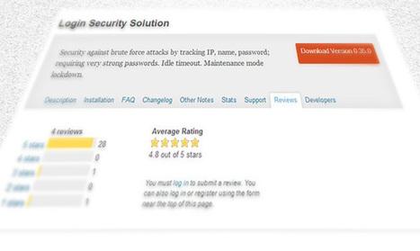 Las mejores herramientas (plugins) para proteger WordPress | Tiendas on-line | Scoop.it