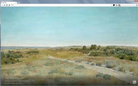 Google Art Project. Mettez de l'art dans votre navigateur - Les Outils Google | Les outils du Web 2.0 | Scoop.it