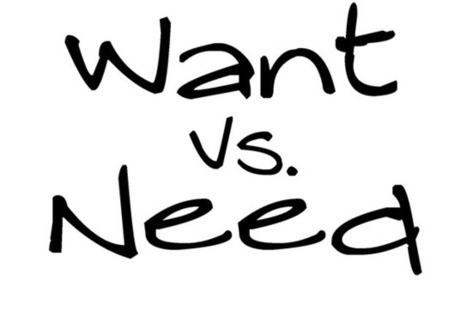 What I Need & What IWant? - Missy Hitch- Dating Tips-Men's Eyes Only - Personal Stylist   Need and desire   Scoop.it