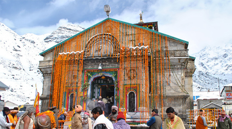 Kedarnath Yatra 2016 to Begin from May 9: Tour My India | India Travel & Tourism | Scoop.it
