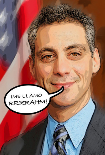 """Yo soy el alcalde de Chicago"" 