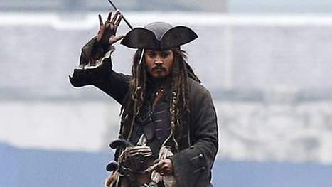 Jack Sparrow est-il gay? | Mais n'importe quoi ! | Scoop.it