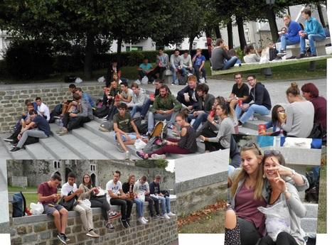 Journée d'intégration MPSI | Actualité lycéenne  Lycée Mariette | Scoop.it