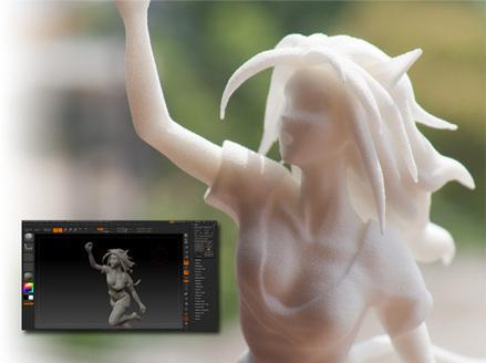 Cómo modelar un personaje para impresión en 3D | YETZE.RO | aloon | Scoop.it