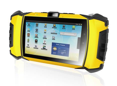 Tablette Etanche Tactile MTT | Mobilité à toute épreuve | Scoop.it