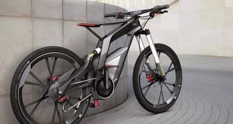 Audi e-Bike - Arch2O.com | tecnologia s sustentabilidade | Scoop.it
