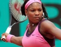 Ténis: Serena Williams conquista em Charleston 49.º titulo da carreira | Play-Off (meias-finais fem.) | Scoop.it