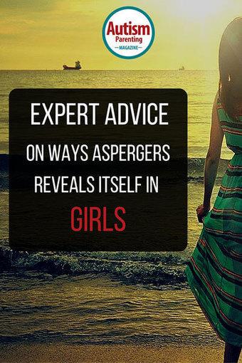 Expert Advice on Ways Asperger's Reveals itself in Girls - Autism Parenting Magazine   Autism Parenting   Scoop.it