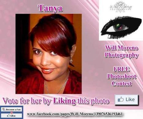 Tanya - Contestant to win a FREE Photoshoot with Will Moreno | Belize in Photos and Videos | Scoop.it
