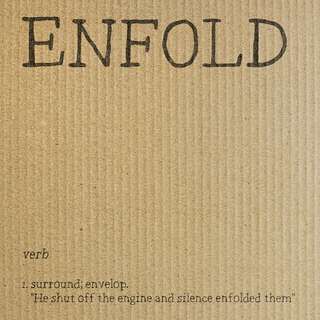 Enfold a free hand drawn typeface | My Typefaces | Scoop.it
