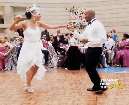 Another Amazing Wedding Reception Dance: Meet Dominique ... | Wedding | Scoop.it
