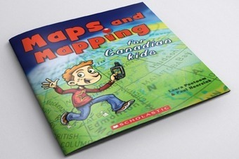 Helping Children Learn the Art of Mapping | GIS | Scoop.it