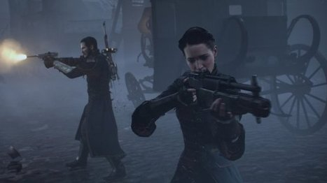 The Order: 1886 development was in limbo until the release of PS4 kits - Polygon | Web Design Development - Fast Track Creations | Scoop.it