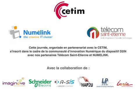 Journée thématique « Usages de la Réalité Augmentée  » le 7 avril | Télécom Saint-Etienne | Scoop.it