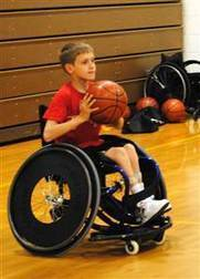 Boy robbed of money for wheelchair basketball gets it back — and then some | It's Show Prep for Radio | Scoop.it