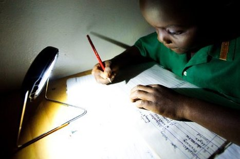 To Help Light Up Africa, Many Drops in the Bucket | AREA News Digest | Scoop.it