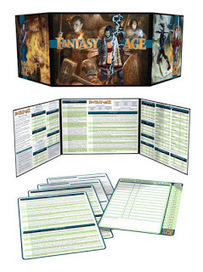 The Raskal RPG: Nouveautés 2016 pour Fantasy Age | Jeux de Rôle | Scoop.it