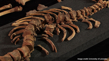 3-D Scan of Richard III's Spine Sets His Image Straight - D-brief   DiscoverMagazine.com   Digital-News on Scoop.it today   Scoop.it