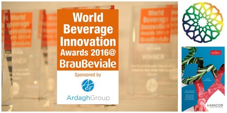 Winners of the World Beverage Innovation Awards 2016 revealed. | MANE on the web | Scoop.it