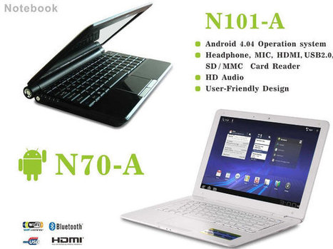 N70-A and N70-B AllWinner A20 and A31 Based Android Netbooks with 13.3″ Display | Embedded Systems News | Scoop.it