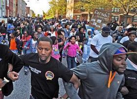 The Baltimore Rebellion | SocialistWorker.org | Deliberating Violent Revolution | Scoop.it