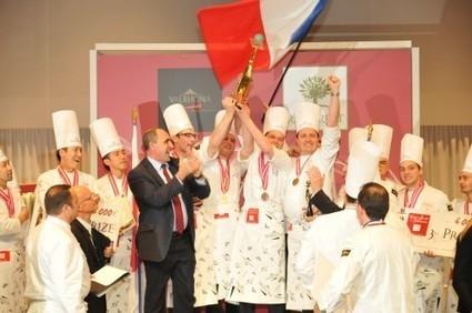 COUPE DU MONDE DE LA PATISSERIE 2013 : La France est championne du MONDE | miAmitude | Scoop.it