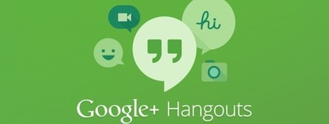 4 Ways to Enhance Your Class with Google Hangouts | Edudemic | Personal Learning Environments (PLEs) | Scoop.it