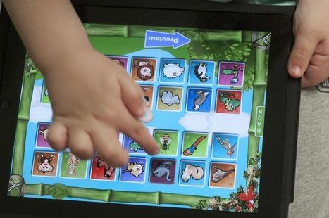 Developers dive in to create a wealth of autism apps | Engaging the public | Scoop.it