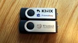 Une clé USB avec tout Wikipédia et des logiciels libres ! | Autour de Wikipédia et des projets Wikimedia | Open-Source research and analysis | Scoop.it