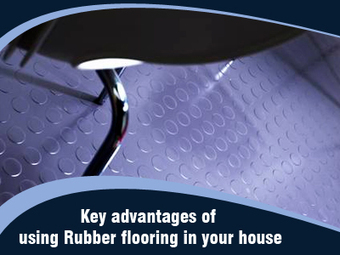 Key advantages of using Rubber flooring in your house | House Needed | Scoop.it