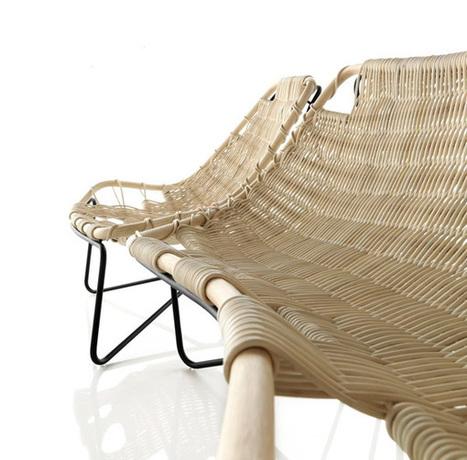 TINA - Chaise en rotin Benedetta Tagliabue pour Expormim » Yanko Design | L'Etablisienne, un atelier pour créer, fabriquer, rénover, personnaliser... | Scoop.it
