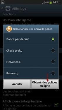 Astuces : Personnaliser son téléphone Galaxy S3 ou Galaxy S3 mini sous Android 4.1.2 | Autour de... Sam | Nas et réseaux | Scoop.it