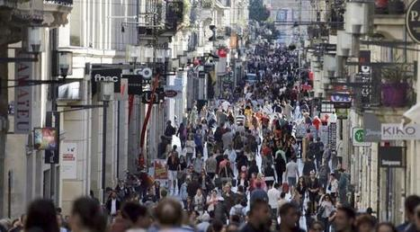 Qui déménage où ? Les surprises de la carte du nouveau visage de l'Europe des migrations et flux de population | ParisBilt | Scoop.it