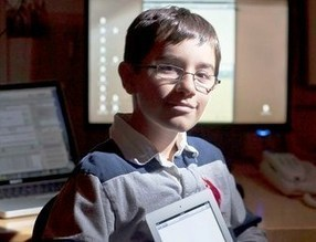 12 year-old develops handwriting-to-speech app, HandySpeech | Kinderen en interactieve media | Scoop.it
