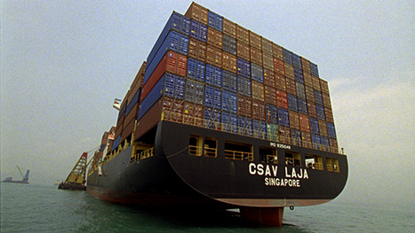 Allan Sekula: Fish Story, to be continued NTU Centre for Contemporary Art Singapore | art move | Scoop.it