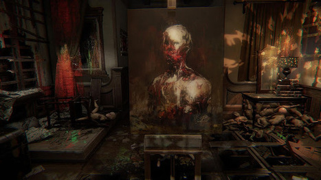 Some thoughts on... Layers of Fear ~ The Three-Headed Monkey | Video games and sociology | Scoop.it