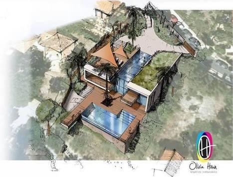Iam Architect - IA Fans sketches 12   creative Interior designer   Scoop.it