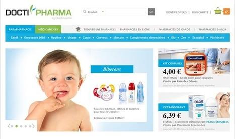 Doctissimo lance la e-pharmacie Doctipharma   L'actualité pharmacie   Scoop.it
