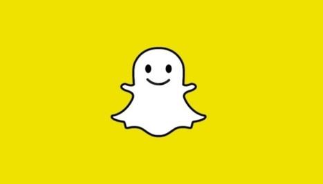 Snapchat s'implante en France   Digital News in France   Scoop.it