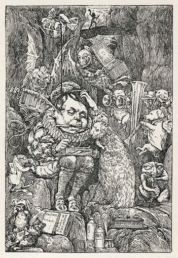 The Origin of Snark: Original Illustrations from Lewis Carroll's 'The Hunting of the Snark,' 1876 | Literature | Scoop.it
