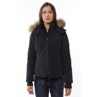 Woolrich Parka Boston Ladies Jacket Black | Woolrich Parka-Your Physique's Protector in the Cold temperature | Scoop.it