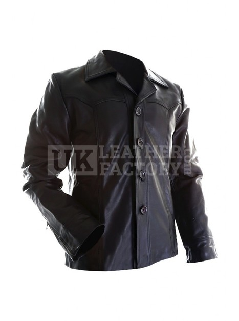 Hercules Leather Coat for Men | Leather Jackets | Scoop.it