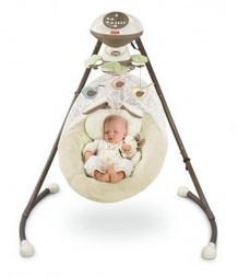 The Best Baby Swings And Bouncers - Reviews and Ratings | baby bouncer swing | Scoop.it