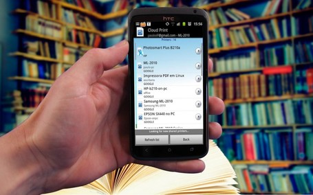 Tutoriel : Imprimez depuis votre Androphone avec Cloud Print | Android Apps for EFL ESL | Scoop.it