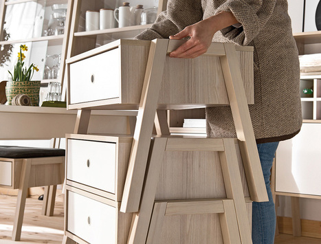 Matching furniture for your entire house | L'Etablisienne, un atelier pour créer, fabriquer, rénover, personnaliser... | Scoop.it