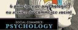 6 principes de psychologie au service du commerce social | Web Marketing Magazine | Scoop.it